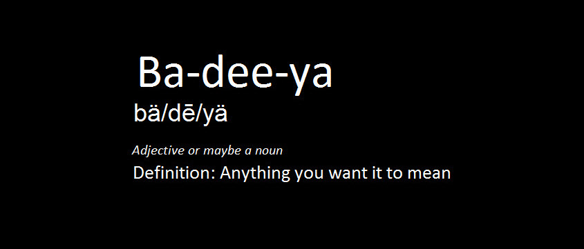 Ba-dee-ya – RealWired